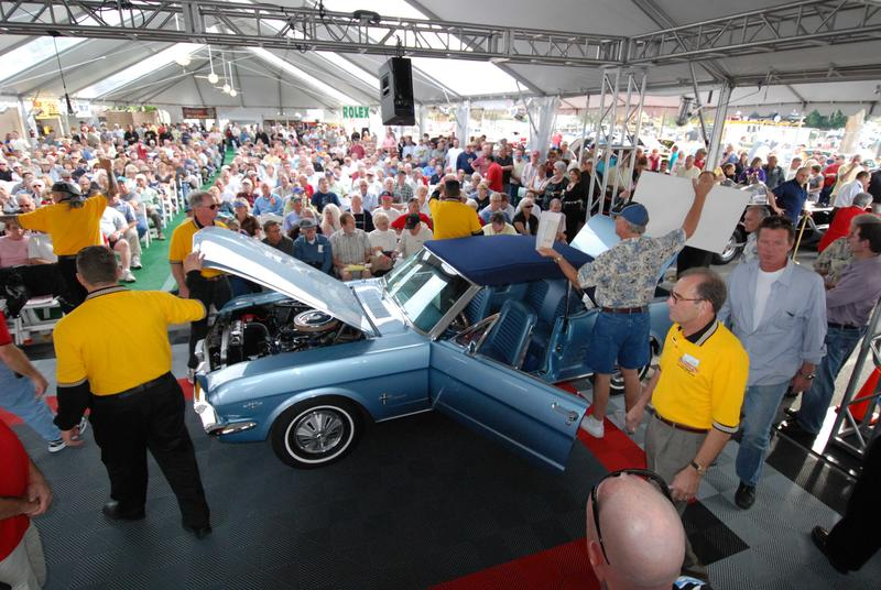 The Palm Springs Exotic Car Auction