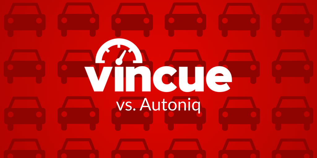 VinCue vs. Autoniq: Pricing and Appraisal Tools for Auto Dealers