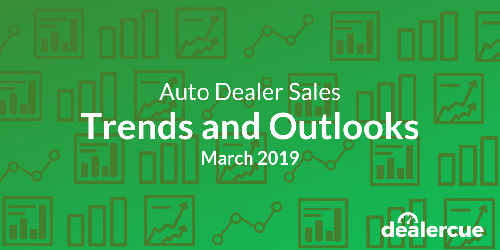 Auto Sales Outlook, March 2019: Winter Weather and High Interest Rates Put a Freeze on Car Sales